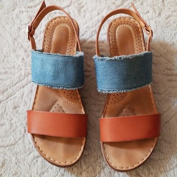 033edcbe09 Henry Ferrera Shoes | Collection Sandals Size 38 | Poshmark